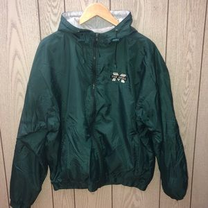 Charles River Marshall hood coat jacket XL